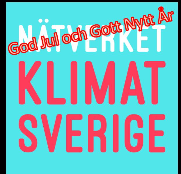 Sverige kan battre i fragan om klimatet